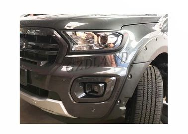 Ford Ranger Wildtrack Wheel Arch Fender Flare Smooth / Textured Black
