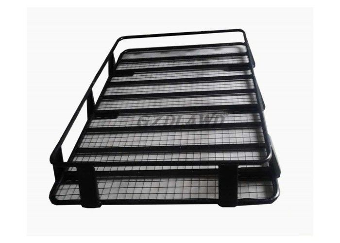 Trung Quốc 4X4 Universal Roof Rack Cargo Baskets Steel Material For Toyota Land Cruiser 80 Series nhà máy sản xuất